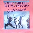KAREN YOUNG Karen Young & Michel Donato : Contredanse album cover