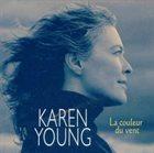 KAREN YOUNG la Couleur Du Vent album cover
