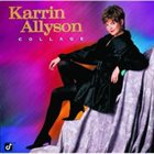 KARRIN ALLYSON Collage album cover