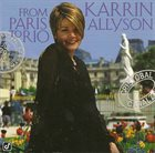 KARRIN ALLYSON From Paris to Rio album cover