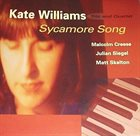KATE WILLIAMS Sycamore Song album cover