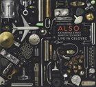 KATHARINA ERNST ALSO : Live in Celovec album cover