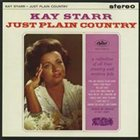 KAY STARR Just Plain Country album cover