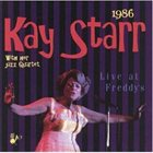 KAY STARR Live At Freddy's album cover