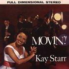 KAY STARR Movin'! album cover