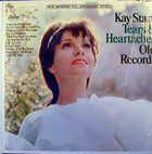 KAY STARR Tears & Heartaches Old Records album cover