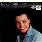 KAY STARR The Fabulous Favorites! album cover
