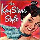 KAY STARR The Kay Starr Style album cover