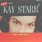 KAY STARR Them There Eyes album cover