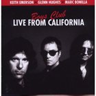 KEITH EMERSON Boys Club : Live From California album cover