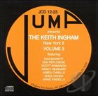 KEITH INGHAM Keith Ingham New York 9, Vol. 3 album cover