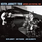 KEITH JARRETT Antibes Jazz Festival, Juan-Les-Pins 23rd July 1985 album cover
