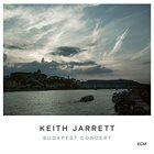 KEITH JARRETT Budapest Concert album cover