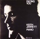 KEITH JARRETT Facing You album cover