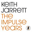 KEITH JARRETT Impulse Years 1973-1976 album cover
