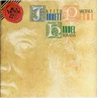 KEITH JARRETT Keith Jarrett & Michala Petri : Handel Sonatas album cover
