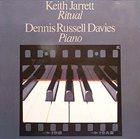 KEITH JARRETT Keith Jarrett, Dennis Russell Davies : Ritual album cover
