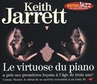 KEITH JARRETT Les incontournables: Le virtuose du piano album cover