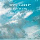 KEITH JARRETT Munich 2016 album cover