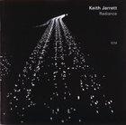 KEITH JARRETT Radiance album cover