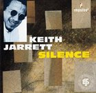 KEITH JARRETT Silence album cover