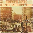KEITH JARRETT Somewhere Before album cover