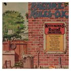 KEITH NICHOLS Ragtime Rules - O.K. album cover