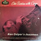 KEN COLYER Club Session with Colyer album cover