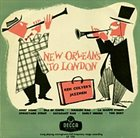 KEN COLYER New Orleans To London album cover