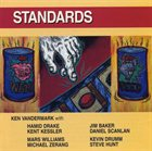 KEN VANDERMARK Standards album cover
