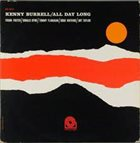 KENNY BURRELL All Day Long album cover