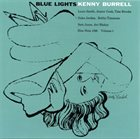 KENNY BURRELL Blue Lights, Volume 1 album cover