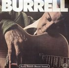 KENNY BURRELL Bluesin' Around album cover