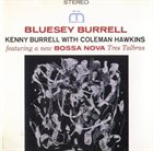 KENNY BURRELL Bluesy Burrell (aka Out Of This World) album cover