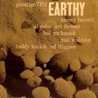 KENNY BURRELL Earthy album cover