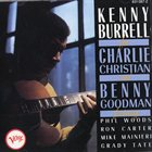 KENNY BURRELL For Charlie and Benny album cover