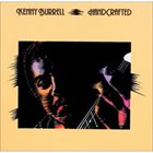 KENNY BURRELL Handcrafted album cover
