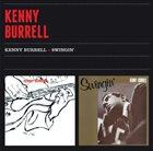 KENNY BURRELL Kenny Burrell Swingin' album cover