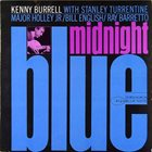 KENNY BURRELL Midnight Blue Album Cover
