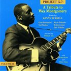 KENNY BURRELL Project G-7 A Tribute to Wes Montgomery (vol. 2) album cover