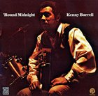 KENNY BURRELL 'Round Midnight album cover
