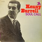 KENNY BURRELL Soul Call album cover