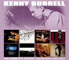 KENNY BURRELL The Complete Albums Collection 1956-1957 album cover