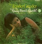 KENNY BURRELL The Tender Gender album cover