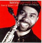 KENNY GARRETT Stars & Stripes / Live album cover