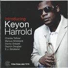 KEYON HARROLD Introducing Keyon Harrold album cover