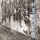 KING CRIMSON Heroes album cover