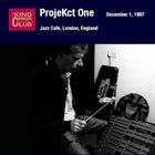 KING CRIMSON Jazz Cafe, London, England (12/01/97) album cover