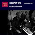 KING CRIMSON Jazz Cafe, London, England (12/03/97) album cover