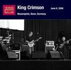 KING CRIMSON June 06, 2000 - Musemplatz, Bonn, Germany album cover